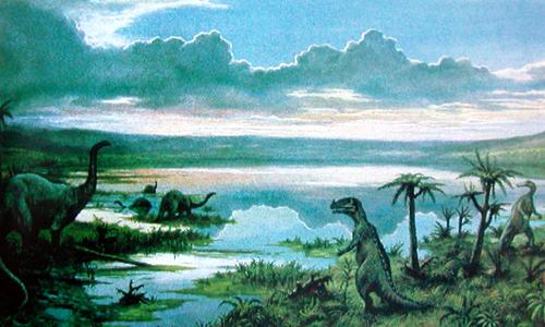 Динозавры картинки настоящие